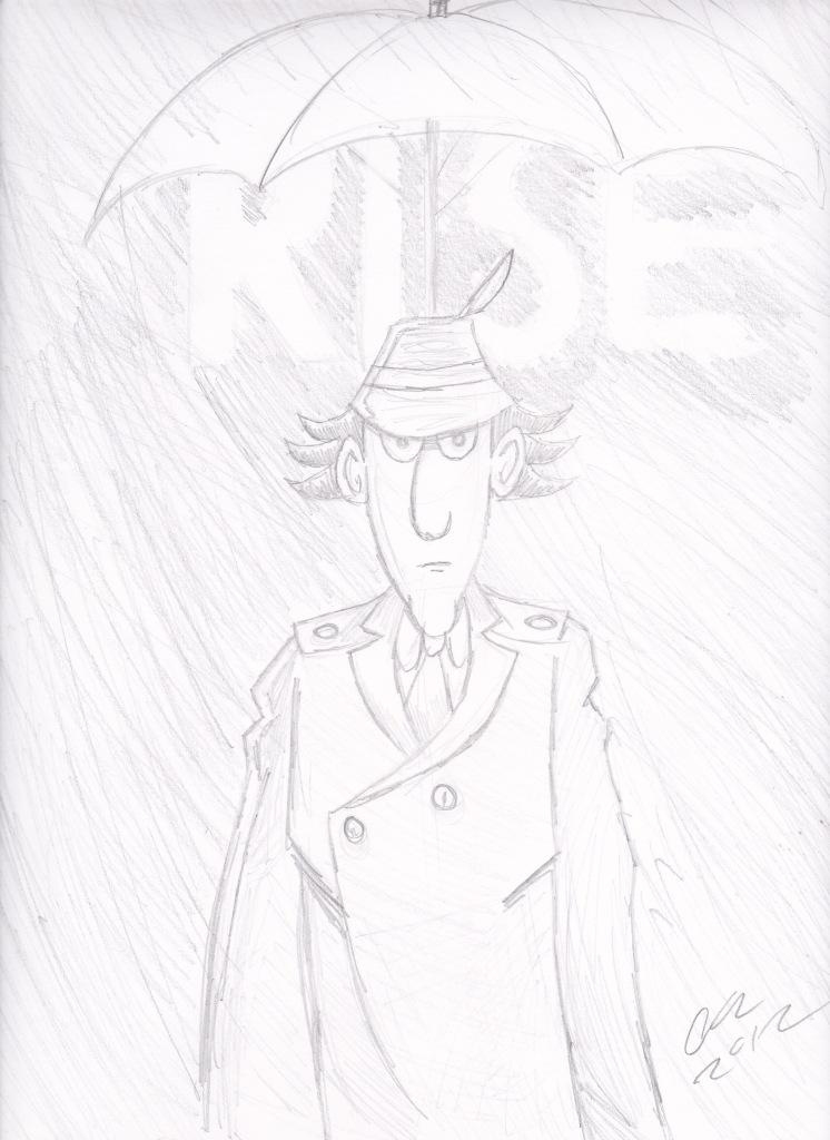 An Inspector Rises