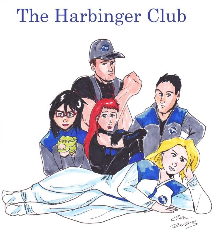 Harbinger club color