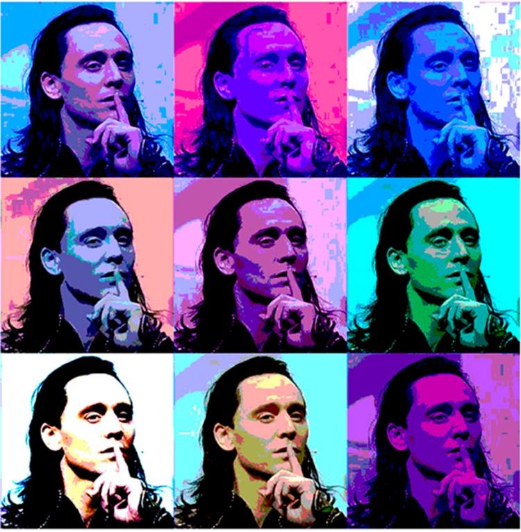 Loki Warhol