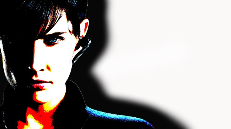 Maria Hill posterize2