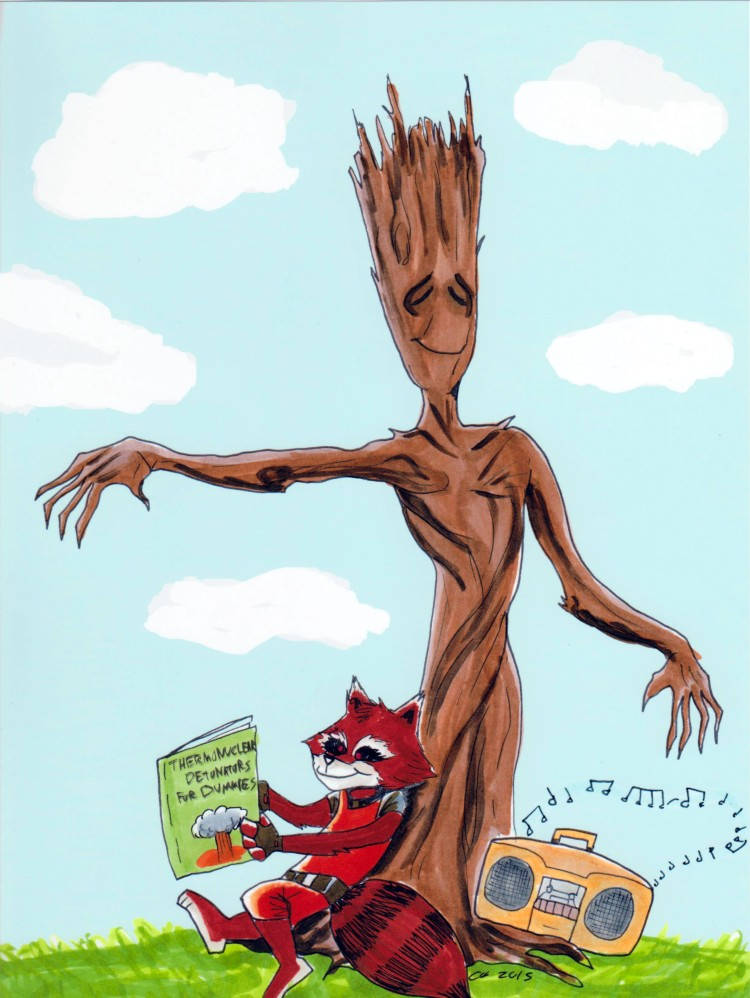 Rocket_Groot edit